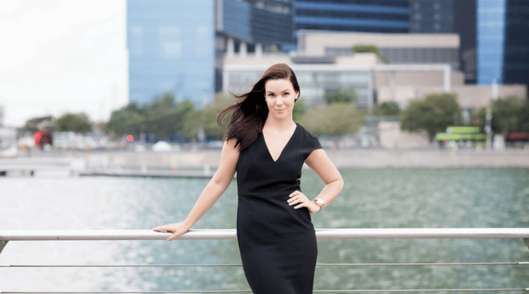 Nellie Wartoft, Co-Founder and COO at Sapio