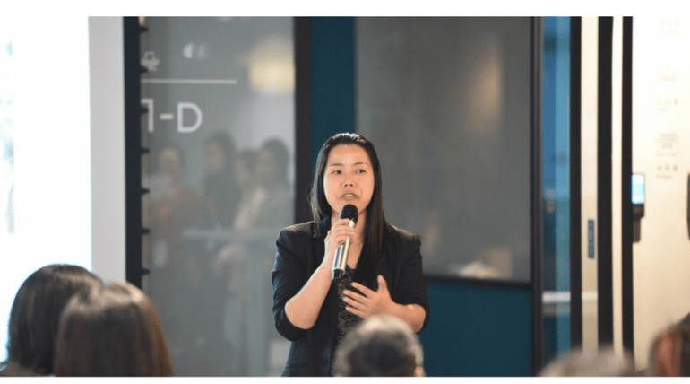 Elaine Zhou, Co-Founder of China Women Equipping