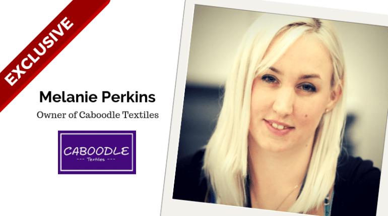 Melanie Perkins