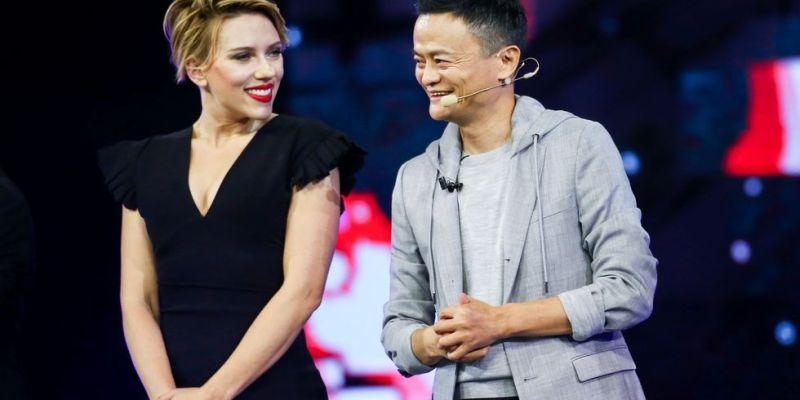 Alibaba singles day sales Jack Ma