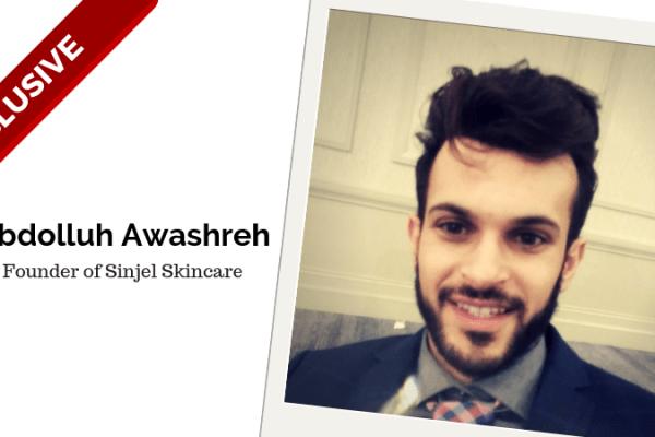 Abdolluh Awashreh Business Interview