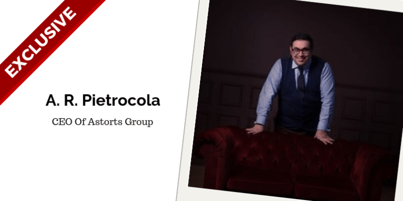 Alessandro Rocco Pietrocola CEO Of Astorts Group