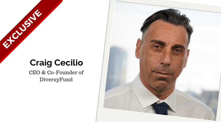 Craig Cecilio, CEO & Co-Founder of DiversyFund