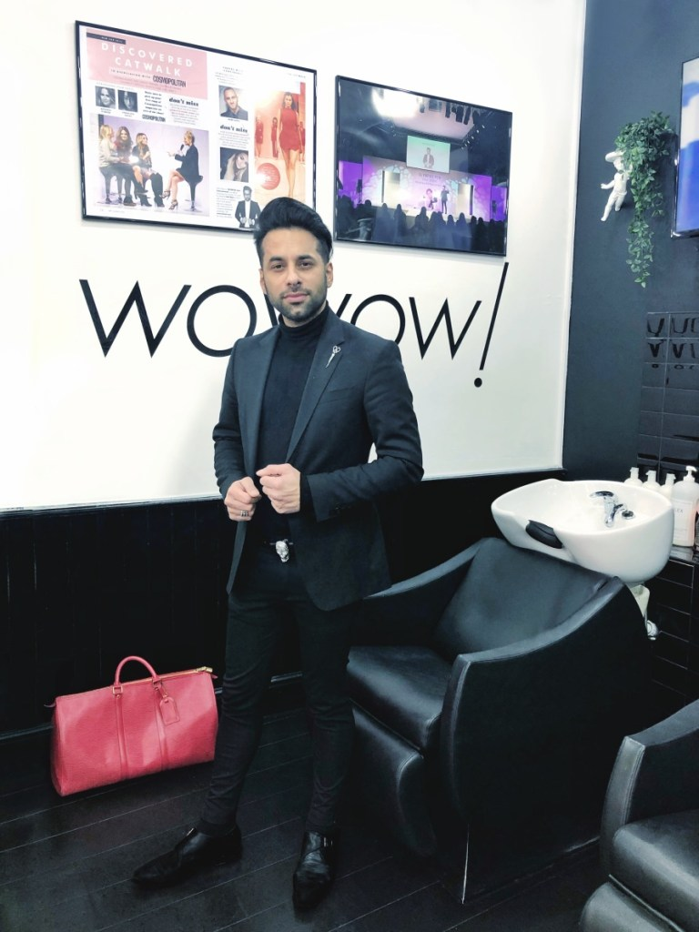 Suk Ram WOWOW! Hair International