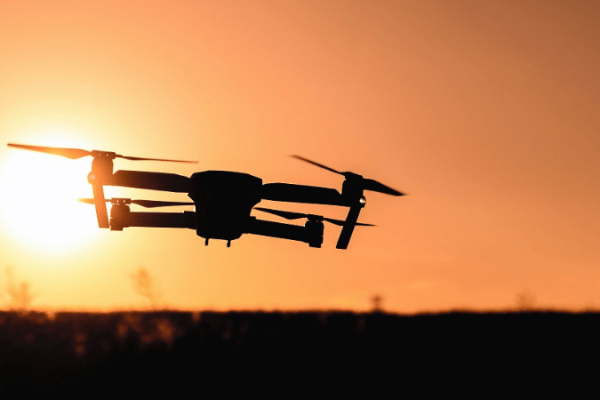 DroneDetects Innovation Against Wildfires