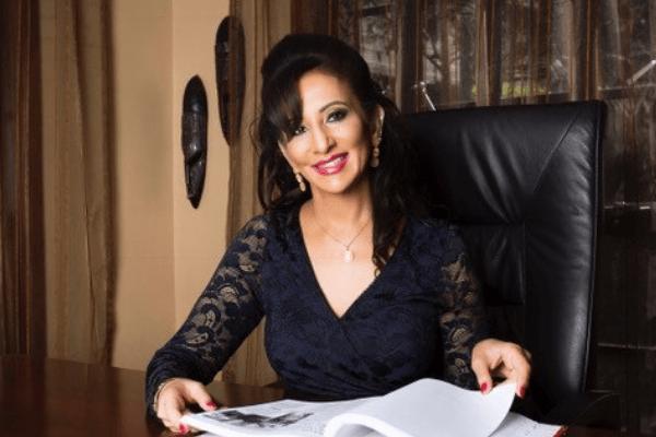Gina Din-Kariuki african entrepreneurs