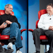 steve job and bill gates