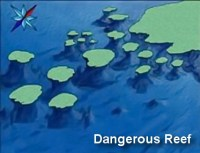 St. Johns Dangerous Reef 3