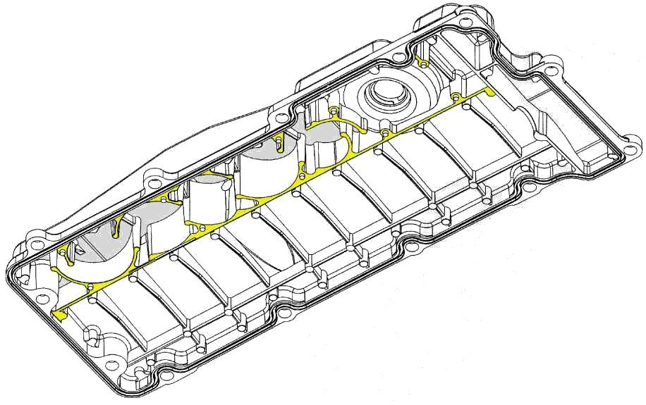 Дизельный двигатель TD5 автомобилей Land Rover Discovery 2