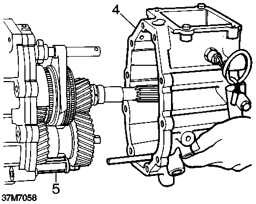 R380 Gearbox Overhaul English Manual