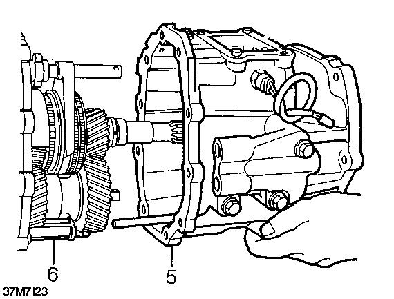 R380 Gearbox Overhaul English Manual