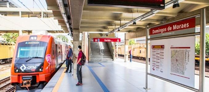 Investimentos nos Transportes Metropolitanos