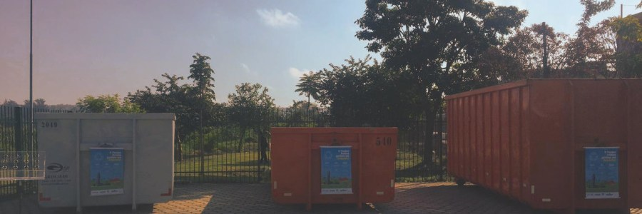 Inauguração do Ecoponto Núcleo Jardim Helena