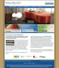 Home Carpet One - Vizion Interactive