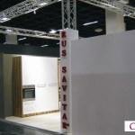 Casa Rusu – Constructie stand expozitional personalizat de prezentare, expozitia IMM, Koln, Germania.