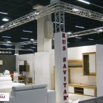 Casa Rusu – Constructie stand expozitional personalizat de prezentare, expozitia IMM, Koln, Germania