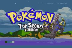 Play Pokemon Top Secret (beta 1.5) Online GBA Rom Hack of Pokemon ...