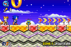 Image result for sonic advance 3 hub world