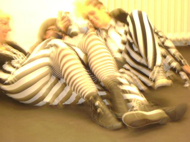 Scream Club leg pile