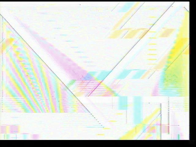 Video Still, no-input, by Carrie Gates