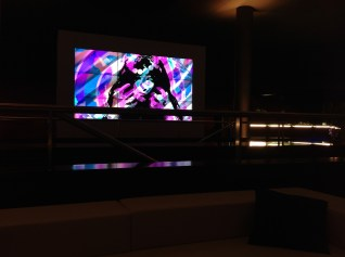Carrie Gates screening at the Blue Balls Festival in Lucerne, Switzerland