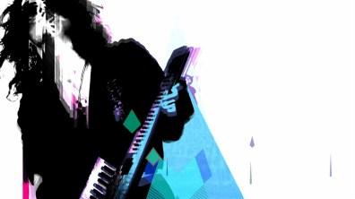 TUSK - The Rain Keeps Falling Down - Music Video Still by VJ Carrie Gates, 2013