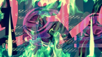 Gucci Flameglitch - Silent Video Clip by Carrie Gates