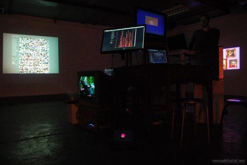 Hacktist Exhibition by Monaddigital in Hangzhou, China 2013