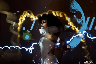 Light Painting Project - November 2013 - Mark Tiu, Laurie Brown, Carrie Gates, Lisa Hallam, Alicia Soulier, Zoë Pattenden