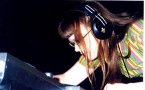Carrie Gates - Live at Digidome Festival 2002