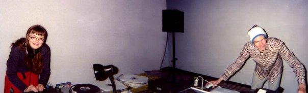 "Carrie Gates and Jon Vaughn - Mendel Art Gallery ""Something on Sundays"" Workshop, 2003"