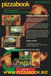 Pizzabook Poster - January 2016