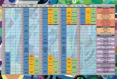 Motion Notion 2016 Schedule