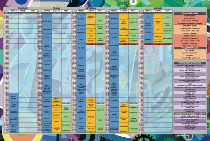 Motion Notion 2016 Schedule