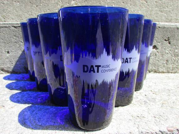 DAT Electronic Music Conference 2016 - Custom Cups
