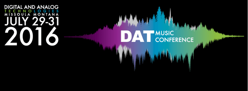 DAT Electronic Music Conference 2016