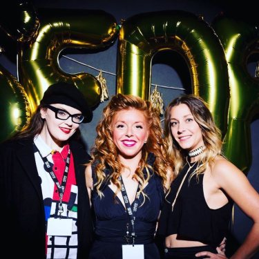Saskatoon Fashion and Design Festival Week 2016 (SFDF) - Carrie Gates, Mandy Pravda, and Sarah Rose - Photo credit to Nicole Romanoff Photography