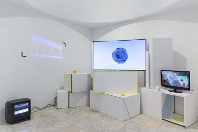 UV Index – Unresponisve Media, Romania, 2015 - 2016. Featuring Video by Carrie Gates and Venetian Snares