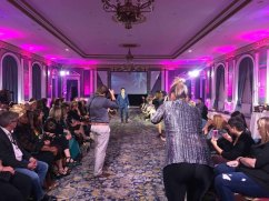 Saskatoon Fashion and Design Festival Runway with Visuals by VJ Carrie Gates - 2016