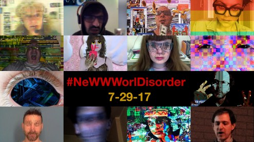NeWWWorlDisorder - July 29 2017 on Facebook