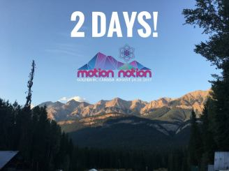 Motion Notion 2017 is 2 Days Away!