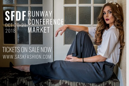 Saskatoon Fashion and Design Festival (SFDF) 2018