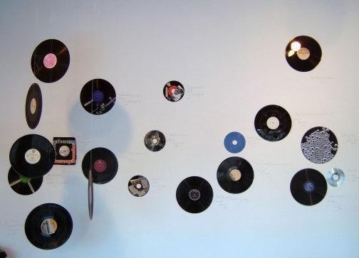 Unlocking the Groove Art Exhibition at The Art Projects Gallery in Regina