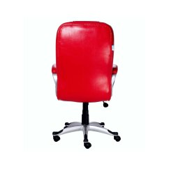 Red And Black Chair Target Dining The Arruga Executive High Back In