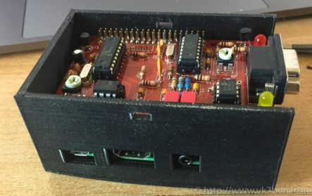 TNC-Pi Printed Enclosure