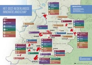 Het Oost-Nederlandse innovatielandschap