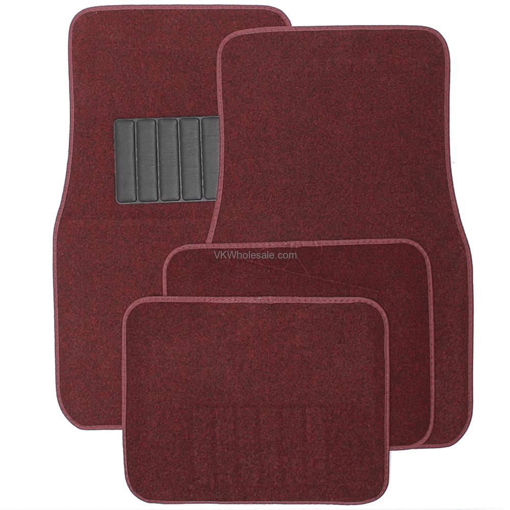 4 Piece Car Floor Mats Wholesale Auto Floor Mats Wholesale