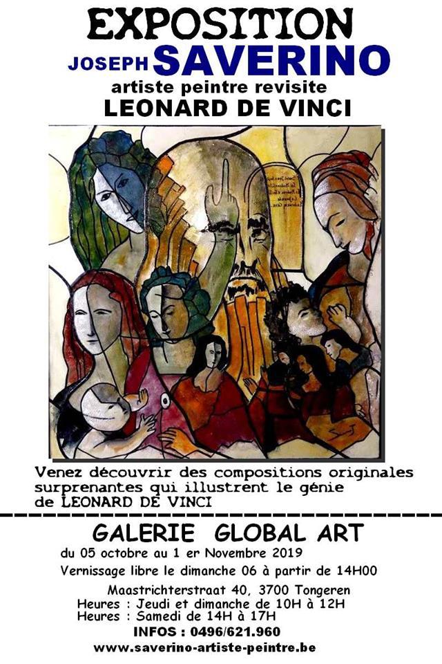 Galerie Global Art 5/10 au 01/11/2019