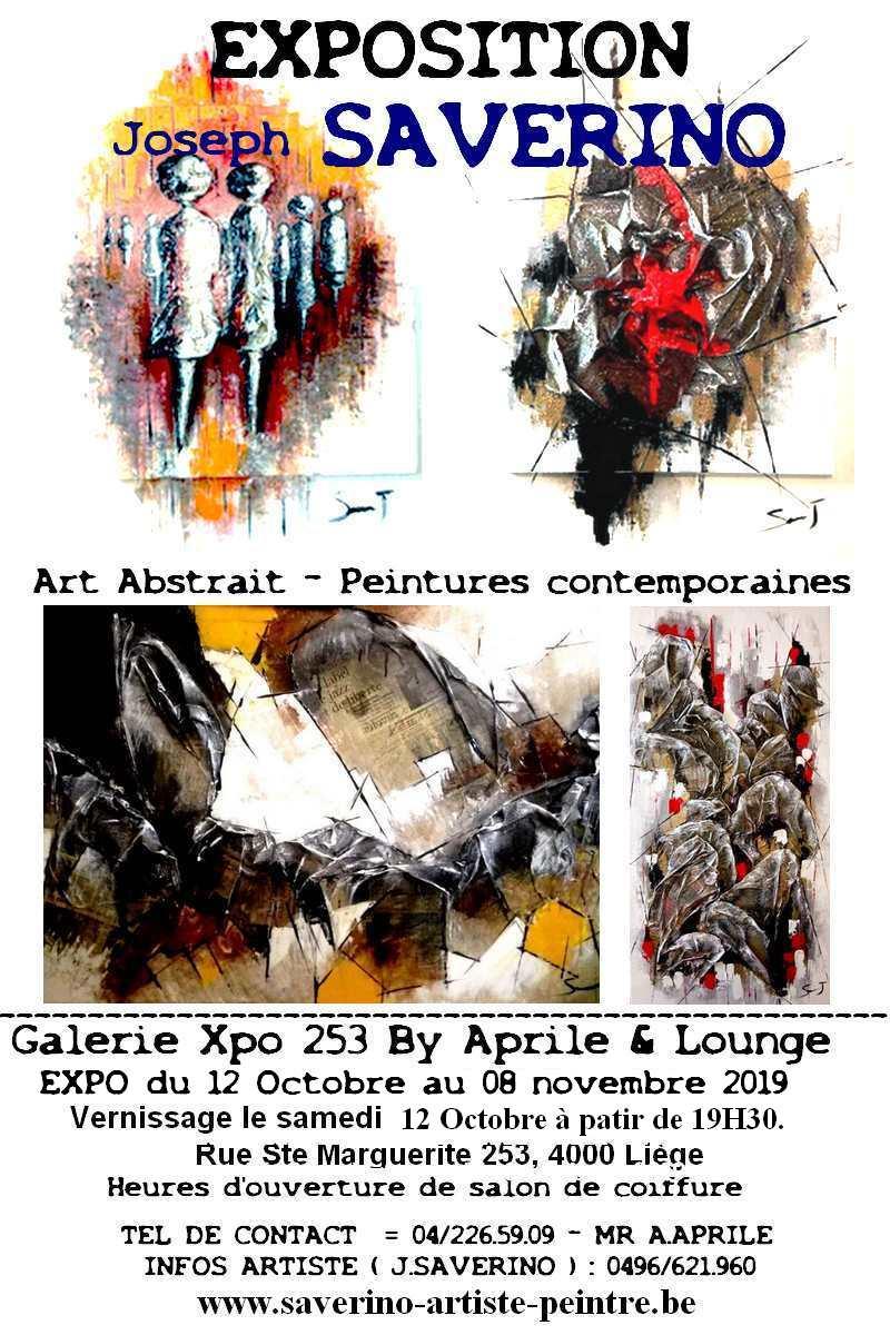 Galerie Xpo253 12 octobre au 8 novembre 2019