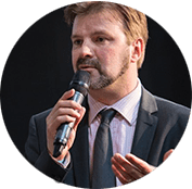 Table d'hôtes du 10 janvier 2020, Bernard Piette